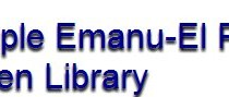 Temple Emanu El Providence Logo
