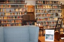 Library at Chapel House